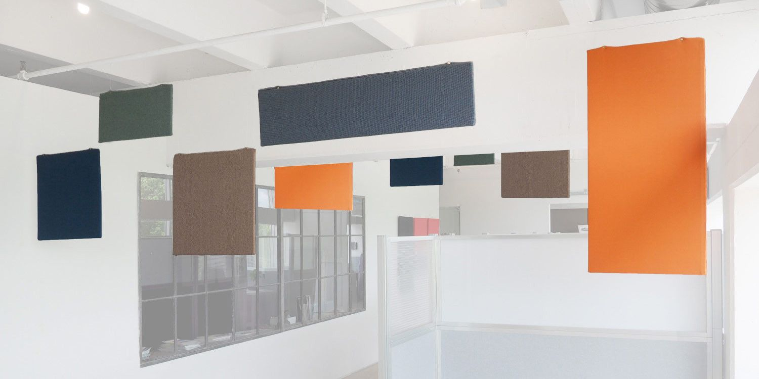 Sound Stones Ceiling Acoustic Panels With Images Acoustic