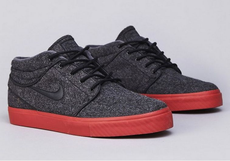 nike sb chaussures homme Koston Max black  red taille 41