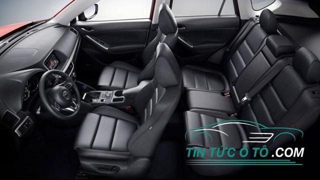 Mazda CX5 chỉ có 5 chỗ ngồi