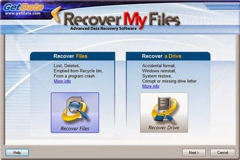 recover my files 4.9.4 avec crack