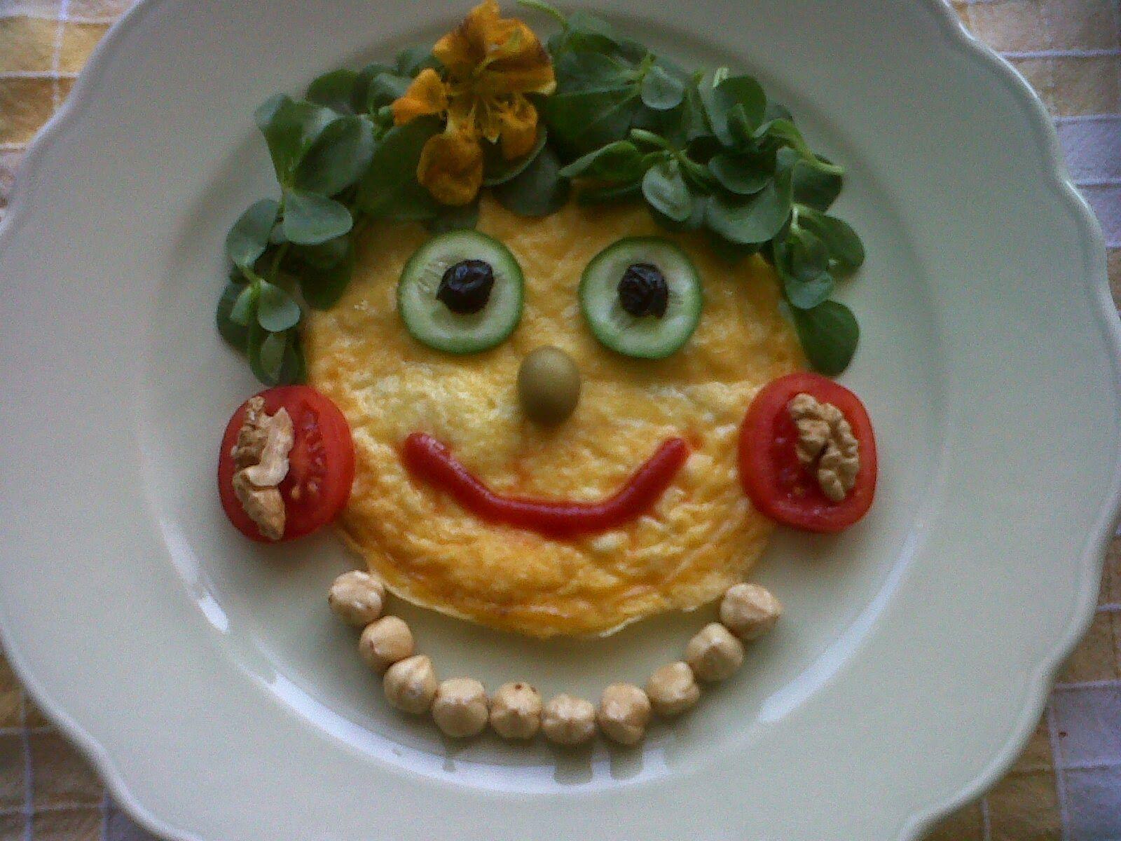 Kahvaltılıklar Gıda, Yemek sunumu, Yemek