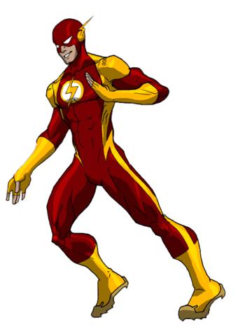Bartholomew Allen Earth 130389 The Flash Flash Costume Flash Barry Allen