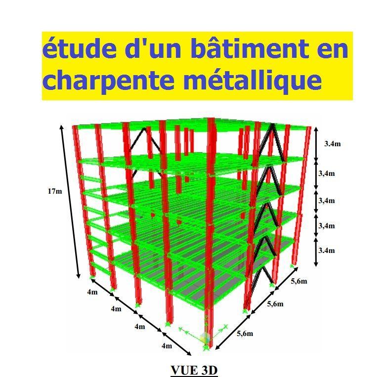 Charpente Xls
