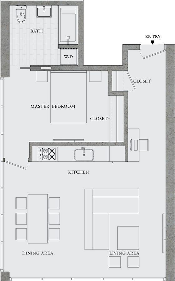 8 octavia in hayes valley releases floor plans renderings floor rh pinterest com
