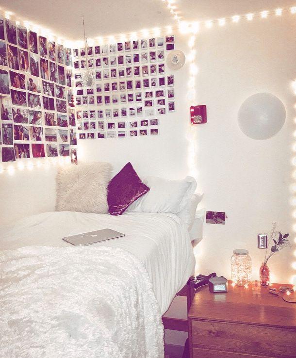 Rose gold dorm room | Beauty room decor, Gold room decor ...