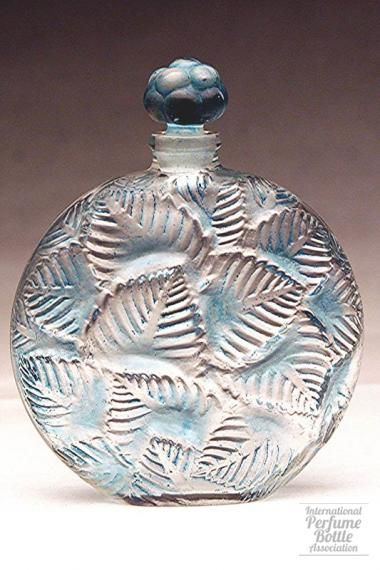 Lalique - Rare, Clamart (also known as Charmille) France, 1927 - Originally designed for the Florel perfume company