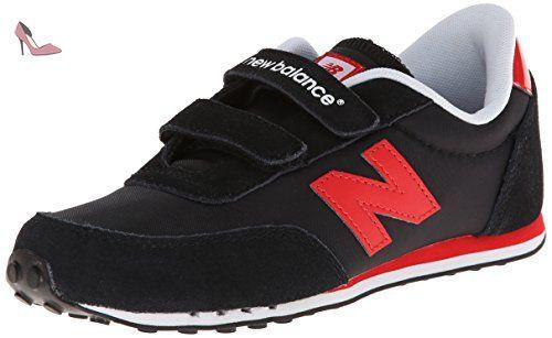 Black · New Balance Ke410kry M Hook And Loop, Sneakers Basses mixte enfant,  Multicolore ...