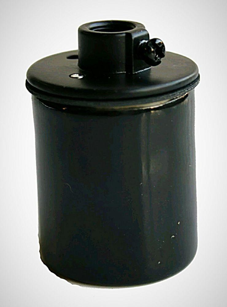 Porcelain Light Socket Black Vintage Industrial Lamps Pendants E26 Lamp Parts Leviton Lamp Parts
