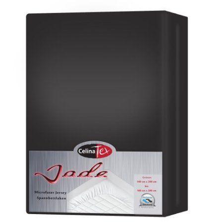 Jersey Spannbettlaken Spannbetttuch 140x200 160x200 Microfaser