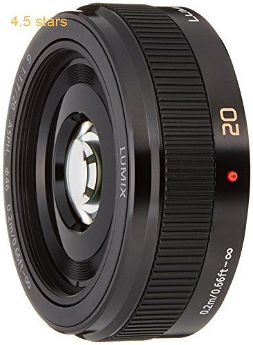 Panasonic Lumix G 20mm F1 7 Ii Asph H H020a K Lens Camera Lenses Digital Camera Lens Lens