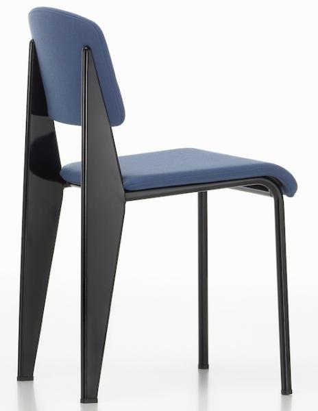 Vitra Chaise Prouve Standard Sr Design Jean Prouve En 2020 Moquette Mobilier De Salon Vitra Chaise