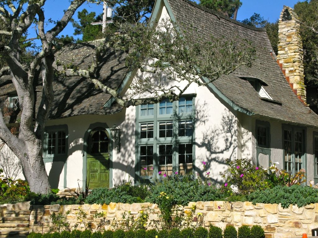 ce upon a time Tales from Carmel by the Sea