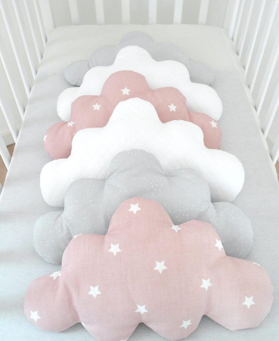 tour de lit nuage pour petite fille 3 pommes dans un panier en 2018 pinterest bebe cuarto. Black Bedroom Furniture Sets. Home Design Ideas