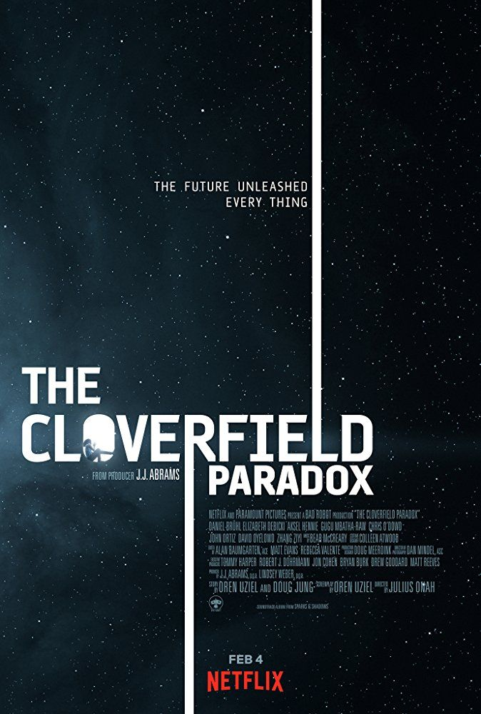 Watch The Cloverfield Paradox Full-Movie Streaming