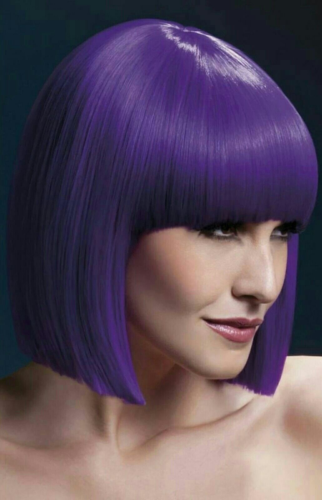 Jennifer in 2020 hair color shades purple wig