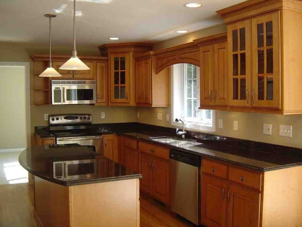 Rta Cabinets Made In Usa Simple Kitchen Design Kitchen Remodel Small Simple Kitchen Remodel