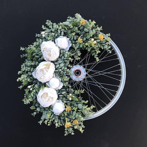foto de 30 Stunning Summer Wreaths Wreaths How to make wreaths