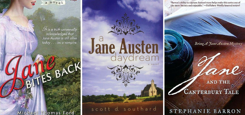 10 novels that reimagine the life of jane austen by geeta