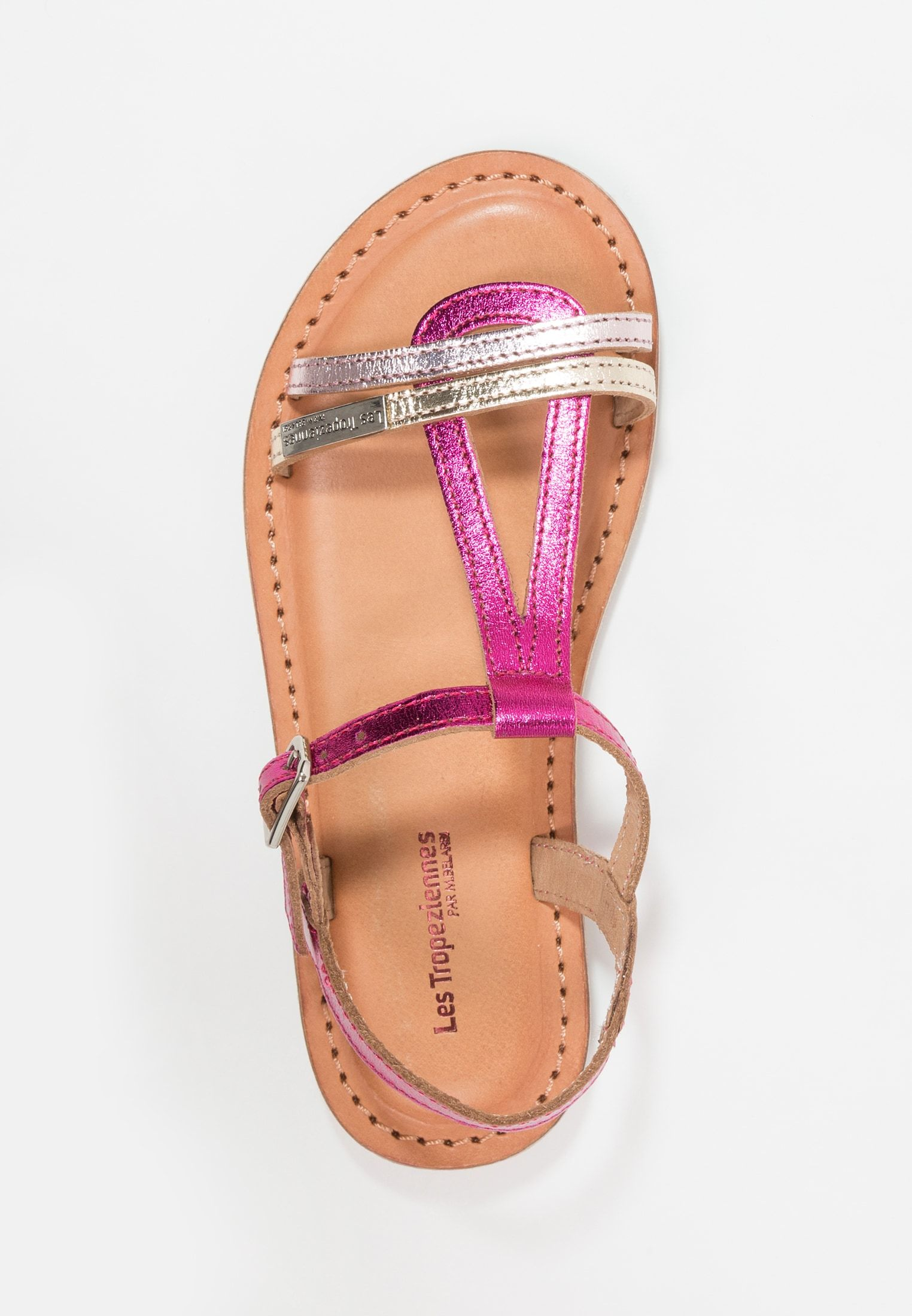 wholesale dealer discount shop new product BADA - Sandals - fuchsia/multicolor @ Zalando.co.uk 🛒 in 2020 ...