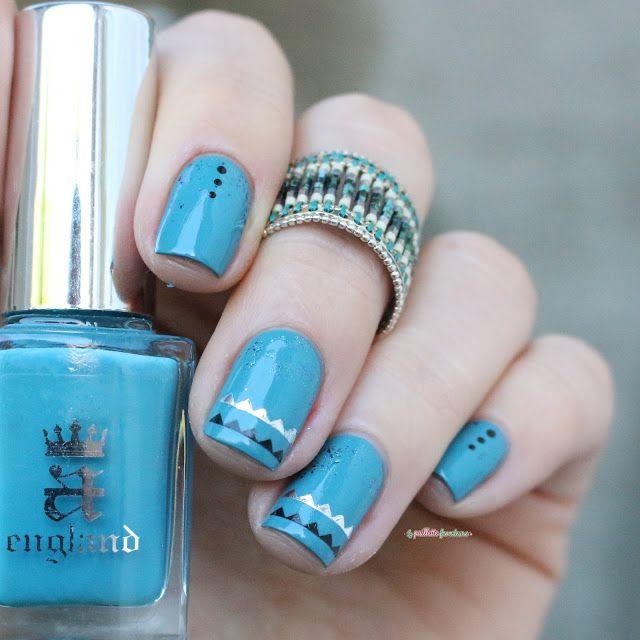 Satellite nail art jewels // Crash test et nailart | Nail tattoos ...