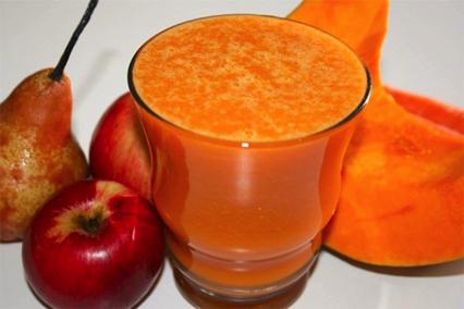Pumpkin Pie Juice