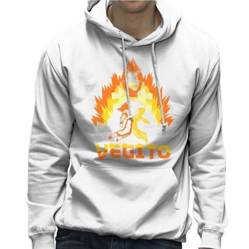 Super Mario Mushroom Rainbow Men's Hooded Sweatshirt ** Check out the image by visiting the link.