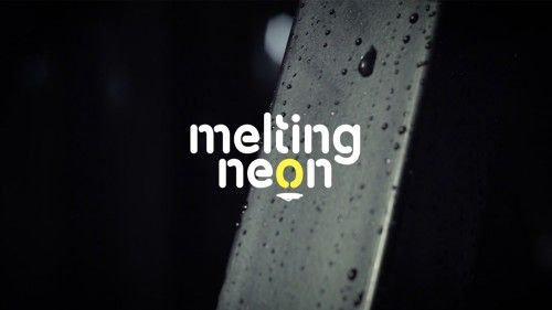 LAPIZ Unveils ?Melting Neon' Billboard