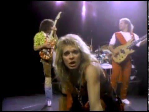 Van Halen Jump Van Halen Youtube Videos Music Music Videos