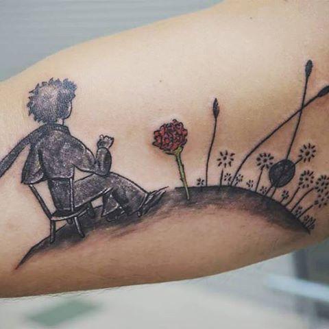 Znalezione Obrazy Dla Zapytania Tatuaż Mały Książe Tatoo