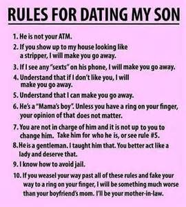 Dating a single mother with a teenage daughter