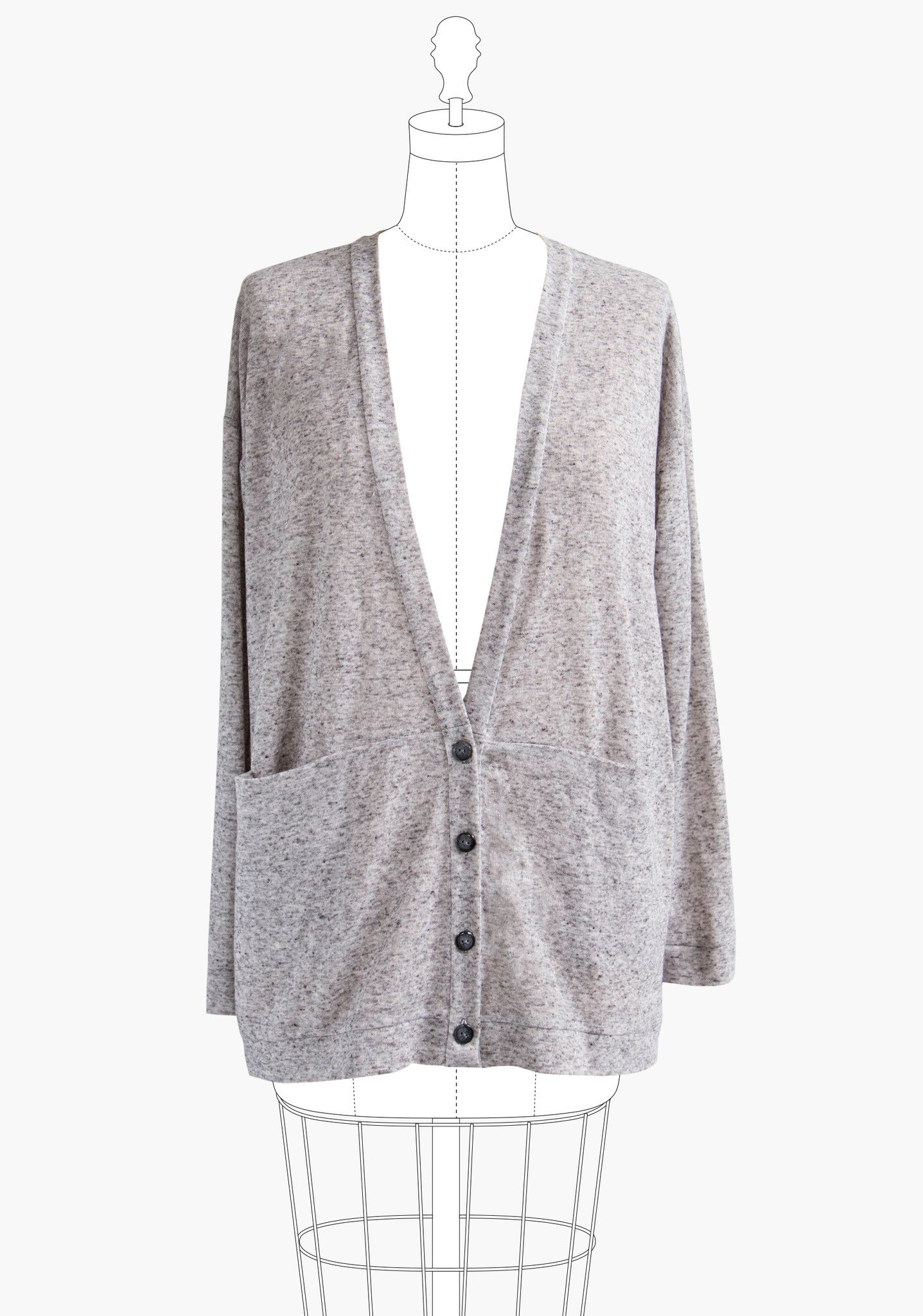 07b43e9fe3857 It s the perfect cardigan for cooler temperatures throughout the year. Wear  it when temperatures drop on a summer night or ...