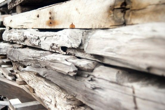 Reclaimed Lumber Stacked In The Yard At Woodstock Vintage Nashville Tn