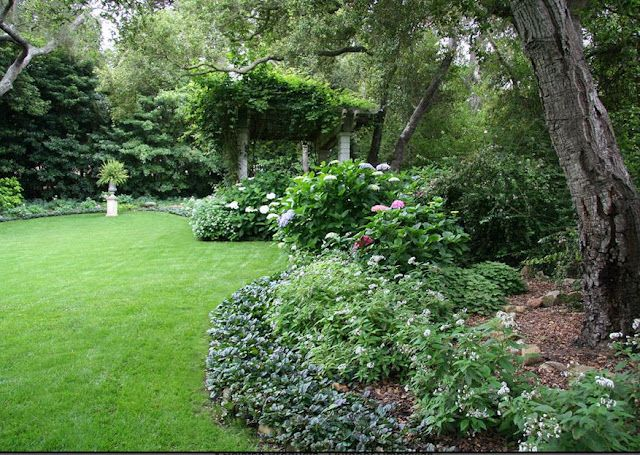 Planting Beds Layer Yard Landscaping Ideas Southern Living