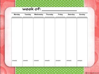 Mom Must-Have Printables for Simplifying Your Life.
