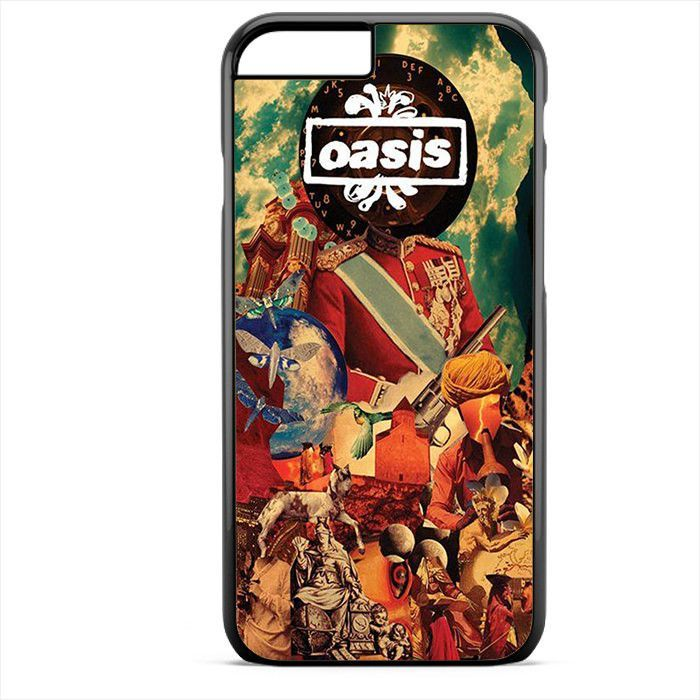 Oasis Poster TATUM-8068 Apple Phonecase Cover For Iphone SE Case