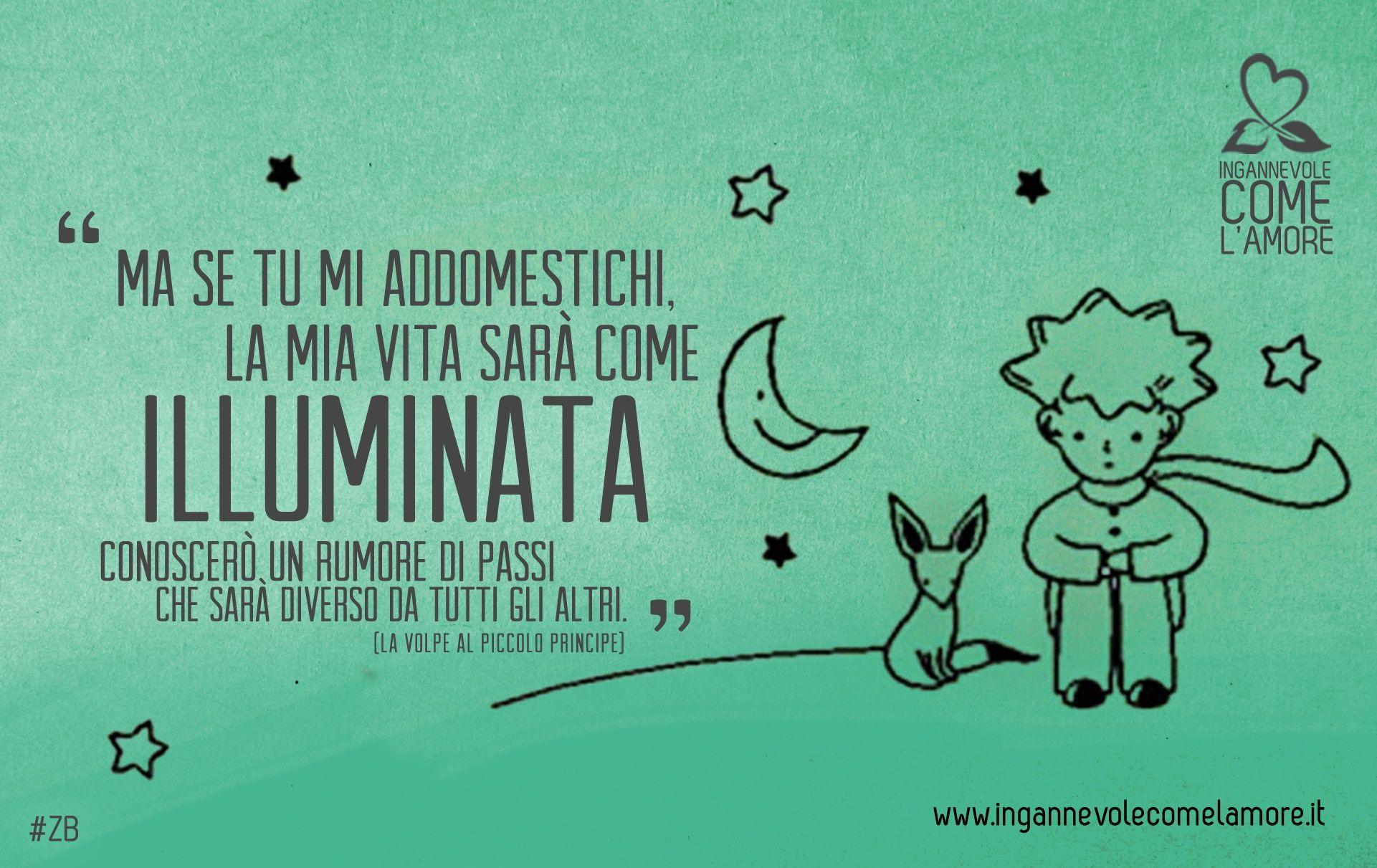 The Little Prince Uploaded By Vytaa On We Heart It: Disse La Volpe Al Piccolo Principe