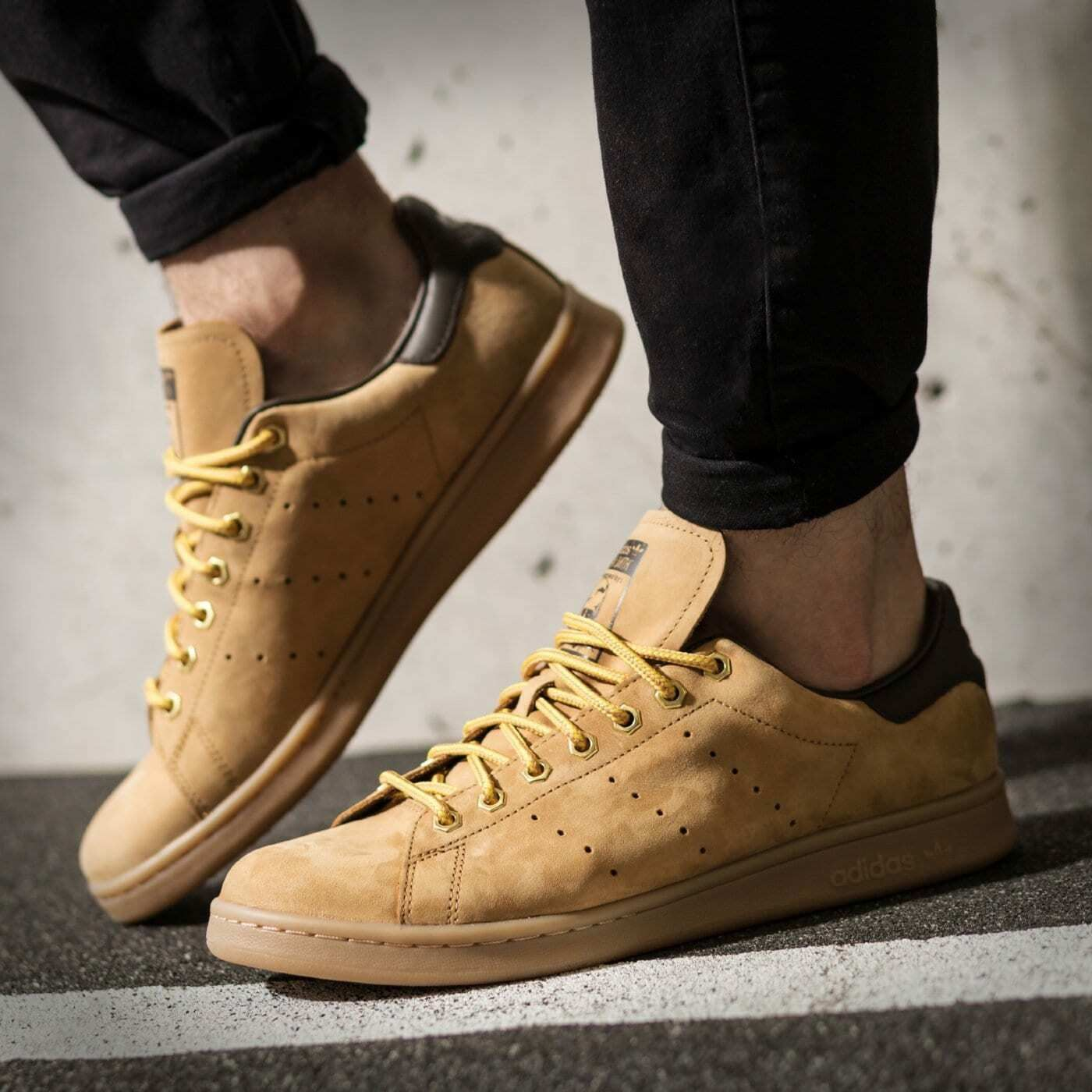 adidas homme chaussures suede