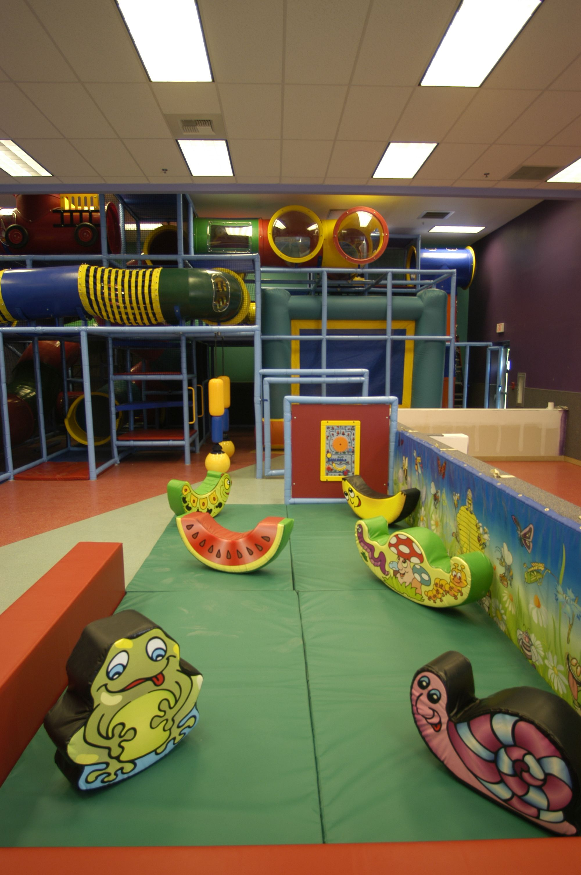 Ihram Kids For Sale Dubai: Installing Photo .... New Indoor Playground For The Bigger
