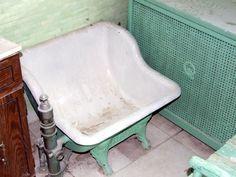 pingardentherapy on bath | clawfoot tub shower