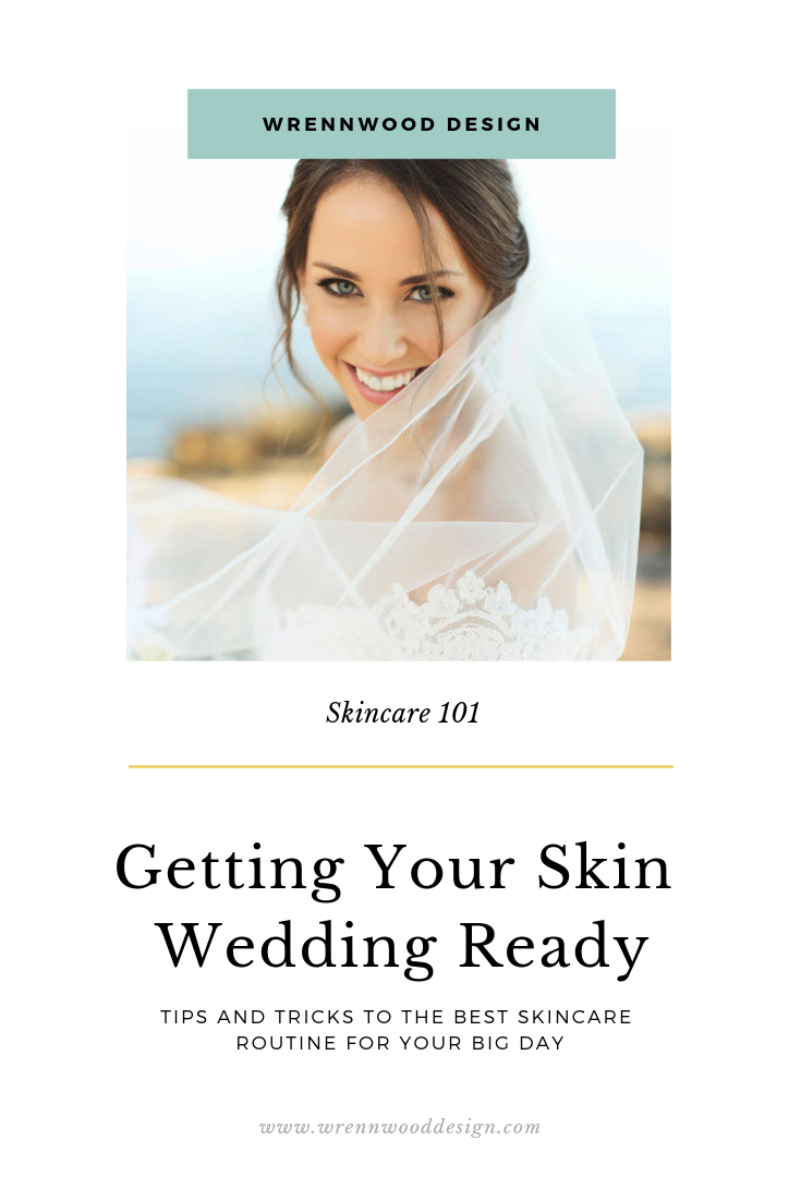 Get your skin wedding day ready with these quick and easy tips