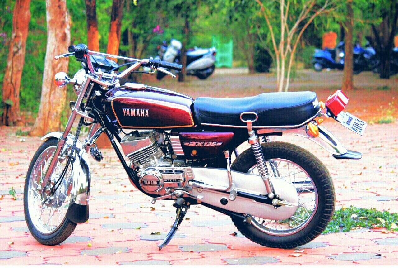 Yamaha Rx135 Yamaha Rx 135 Yamaha Bikes Yamaha Rx100