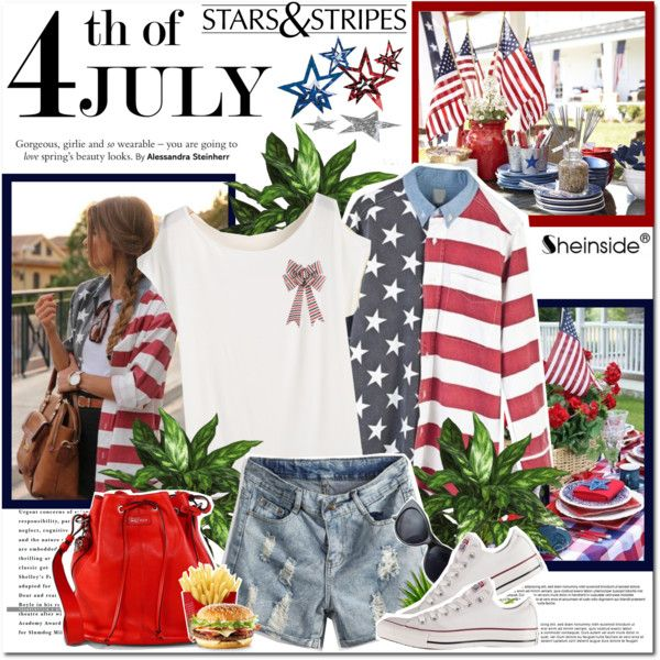 """""""4th of July!!"""" by lilly-2711 on Polyvore"""