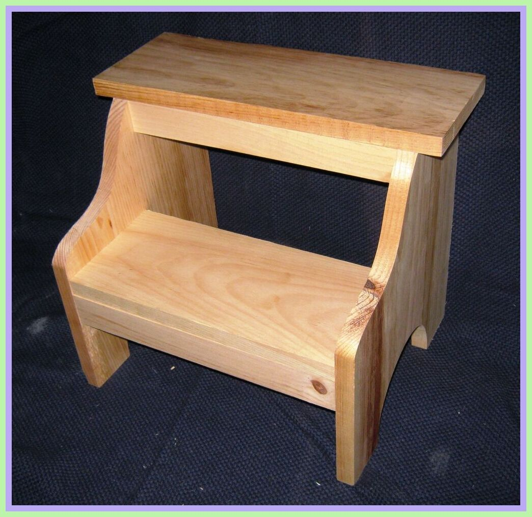 Pin On Wood Stools Plant Stand