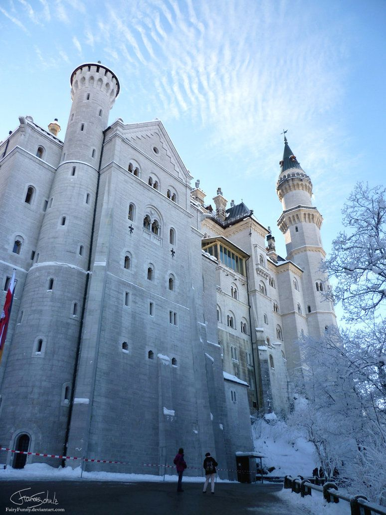 Schloss Neuschwanstein Fussen Germany Neuschwanstein Castle Places To Travel Wonderful Places