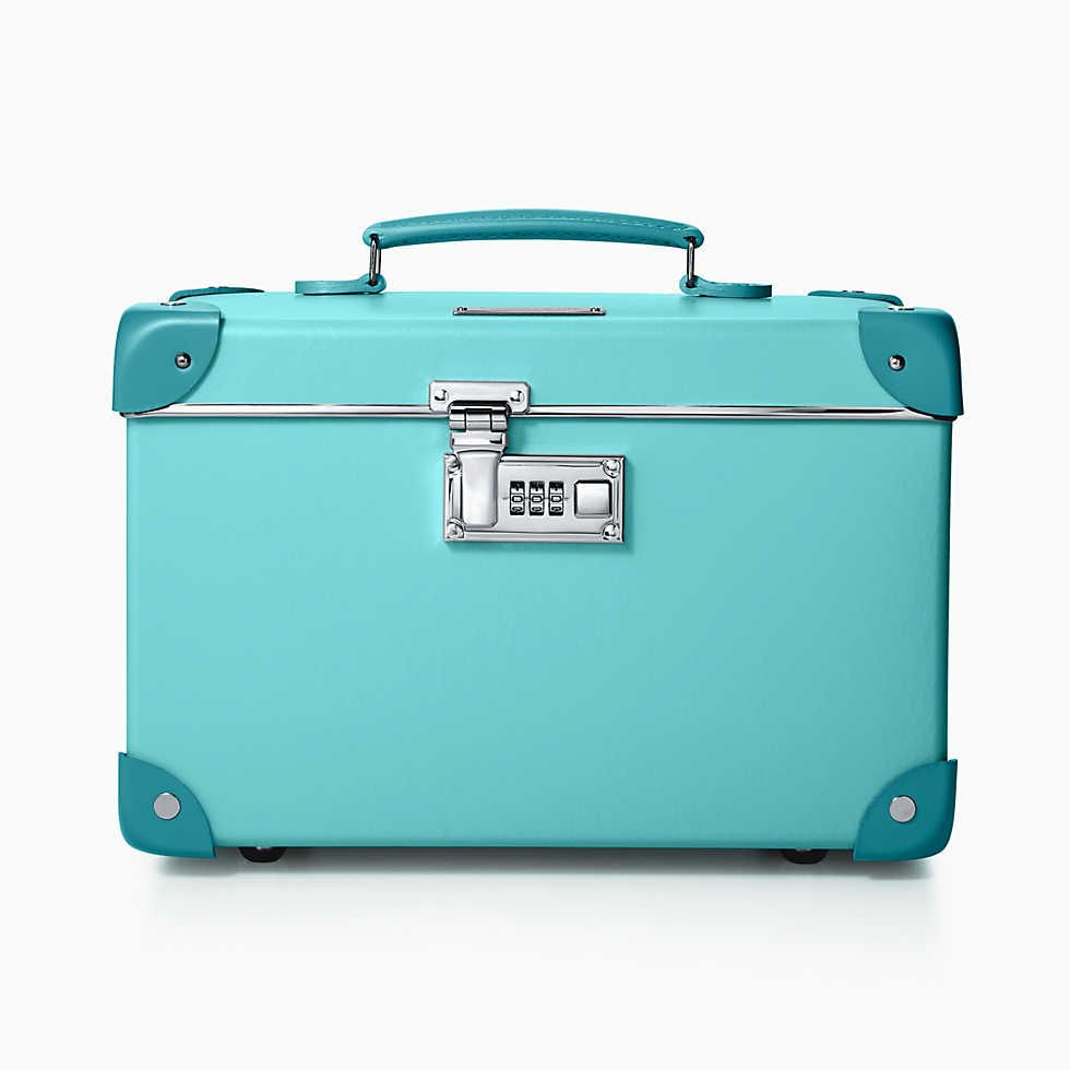 fa143cf4e01 Women s tote in Tiffany Blue® grain calfskin leather.