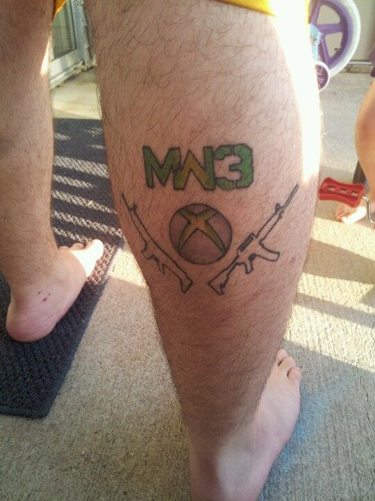 Justin Asher Mw3 Tattoo Funny Pinterest Funny And Tattoos