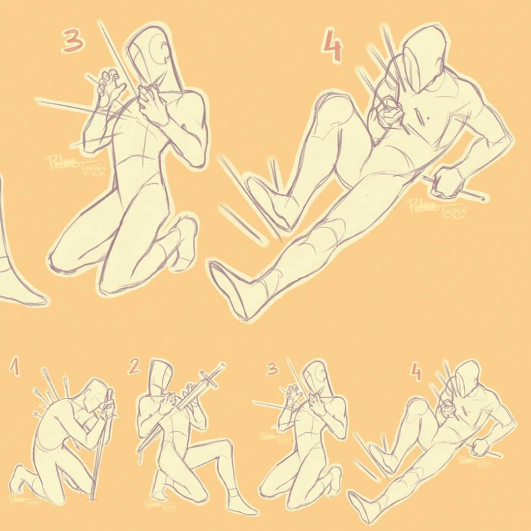 Sometimes I Make Them Hurt Art Sketch Poses Anatomy Art