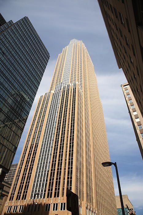 Minneapolis Minnesota Skyscraper Minneapolis Photography
