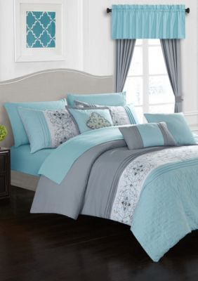 Chic Home Emily Room In a Bag Comforter Set