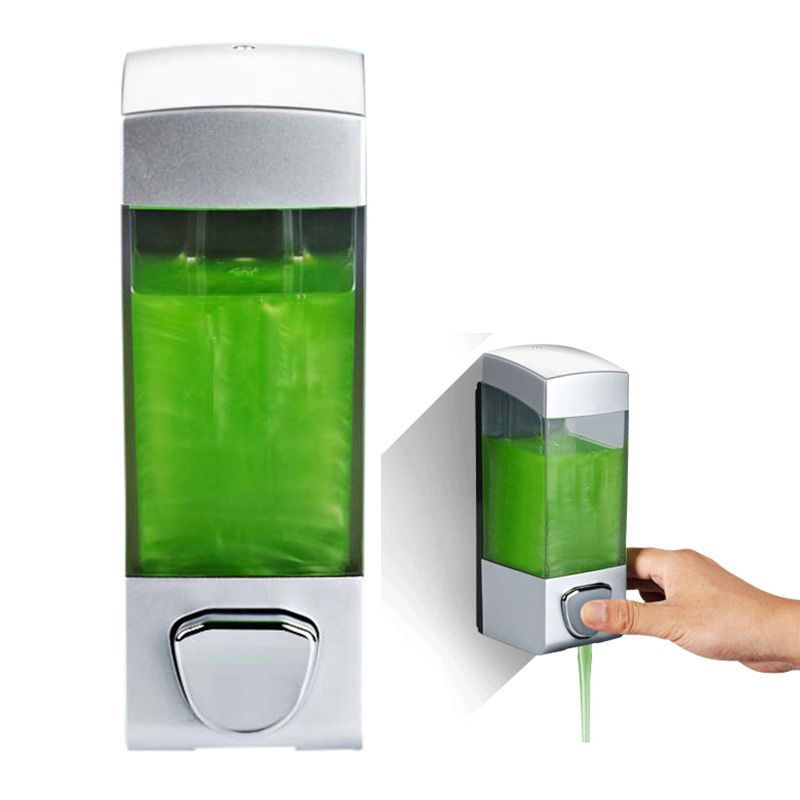 Soap Dispenser Gel Shampoo Hand Sanitizer Clean Lotion Holder